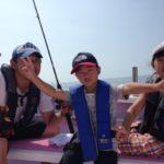 船で海釣り